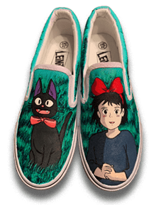 Kiki's Delivery Service Shoes